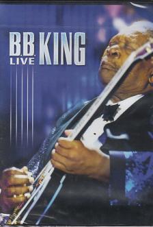 - B.B. KING LIVE DVD