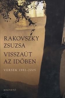 Rakovszky Zsuzsa - Visszaút az időben [eKönyv: pdf, epub, mobi]