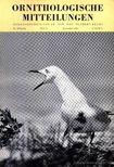 Bruns, Herbert Dr. - Ornithologische Mitteilungen [antikv�r]
