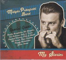 - MY SORIES CD PRIBOJSZKI MÁTYÁS BAND