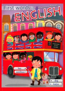 Eleonora Barsotti - First words in English