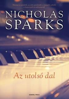 Nicholas Sparks - Az utols� dal [eK�nyv: epub, mobi]