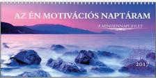Kalendart Kiad� - T059 MOTIV�CI�S NAPT�R -asztali napt�r