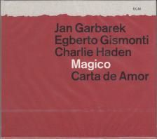 JAN GARBAREK - MAGICO CARTA DE AMOR 2CD
