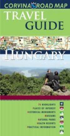 - Hungary travel guide+Magyarország idegenforgalmi autóstérképe - 2015
