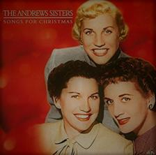 - SONGS FOR CHRISTMAS CD THE ANDREWS SISTERS