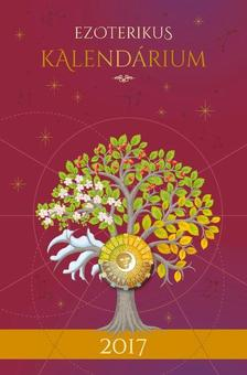 Szatm�ri N�ra - Ezoterikus Kalend�rium 2017 - Holdk�nyv
