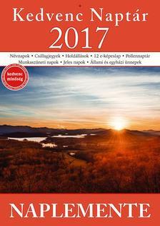 CSOSCH KIAD� - Kedvenc Napt�r 2017 - Naplement�k