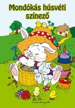 - Mondókás húsvét színező