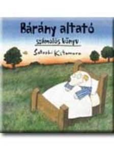 KITAMURA, SATOSHI - B�R�NY ALTAT� - SZ�MOL�S K�NYV -