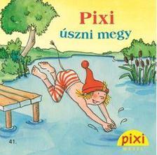 - Pixi úszni megy