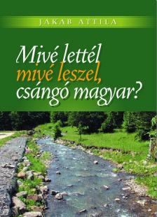 Jakab Csaba - Miv� lett�l cs�ng� magyar? - A katolikus Egyh�z szerepv�llal�sa a moldvai cs�ng�k elrom�nos�t�s�ban