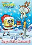 NICKELODEON - SpongyaBob Kockanadrág - Boldog Karácsonyt!