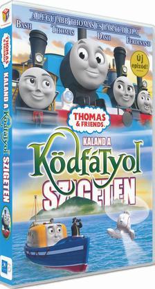 Greg�Tiernan - Thomas, a g�zmozdony - Kaland a K�df�tyol szigeten