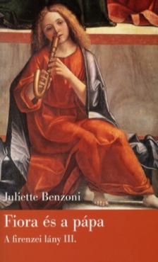 Juliette Benzoni - Fiora �s a p�pa