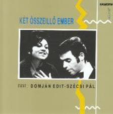 Domj�n Edit - Sz�csi P�l - K�t �sszeill� ember - CD -