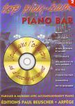 - PIANO BAR 2 TOP PLAY-BACK,  ACC. DE L`ORCHESTRE ON CD