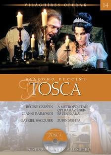 Giacomo Puccini - VILÁGHÍRES OPERÁK - TOSCA