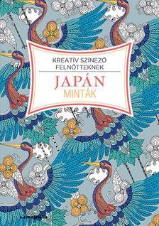 . - Japán minták