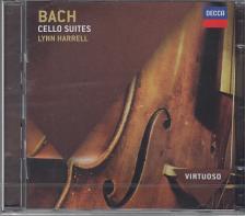 Bach - CELLO SUITES, 2 CD
