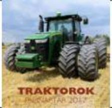 . - Traktorok napt�r 2017
