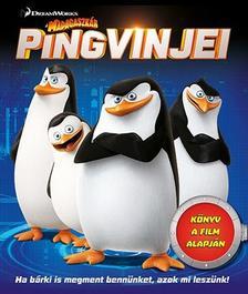 - Madagaszkár pingvinjei - mesekönyv