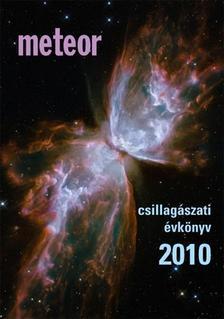 Benkő József - Mizser Attila - Meteor csillagászati évkönyv 2010