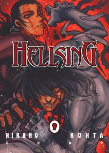 Hirano Kohta - Hellsing 9.