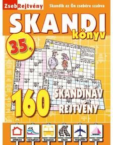 CSOSCH KIAD� - ZsebRejtv�ny SKANDI K�nyv 35.