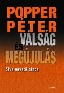 POPPER P�TER - V�ls�g �s meg�jul�s - Siva nevet� t�nca [eK�nyv: pdf, epub, mobi]