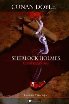 Arthur Conan Doyle - Sherlock Holmes újabb kalandjai [eKönyv: epub, mobi]