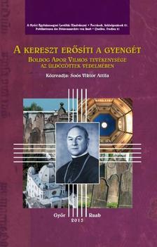 Soós Viktor Attila - A kereszt erősíti a gyengét - Boldog Apor Vilmos tevékenysége az üldözöttek védelmében