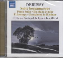 DEBUSSY - ORCHESTRAL WORKS 6,CD