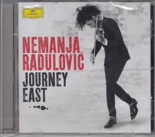 BRAHMS, DVORÁK, TCHAIKOVSKY - JOURNEY EAST CD NEMANJA RADULOVIC