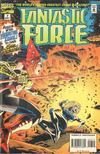 Brevoort, Tom, Kanterovich, Mike, Bastianoni, Dante - Fantastic Force Vol. 1. No. 7 [antikv�r]