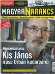- MAGYAR NARANCS FOLY�IRAT - XXVIII. �VF. 41. SZ�M, 2016. OKT�BER 13.