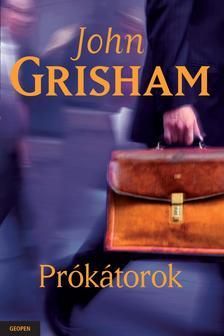 John Grisham - Pr�k�torok