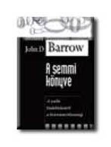 John D. Barrow - A semmi k�nyve