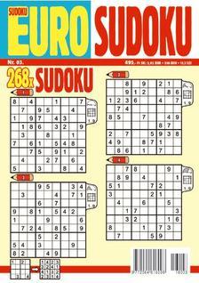 CSOSCH KIAD� - EURO Sudoku 2016/3