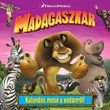 - Madagaszkár - mesekönyv