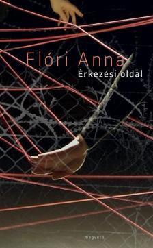 Fl�ri Anna - �rkez�si oldal