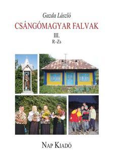 Gazda L�szl� - Cs�ng�magyar falvak