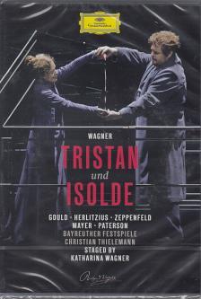 Wagner - TRISTAN UND ISOLDE,2 DVD