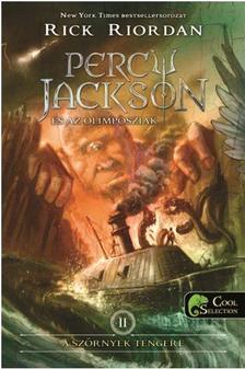 Rick Riordan - Percy Jackson �s az olimposziak 2. - A sz�rnyek tengere (�J!)