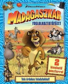 - Madagaszkár - foglalkoztatófüzet