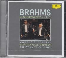 BRAHMS - THE PIANO CONCERTOS,2 CD