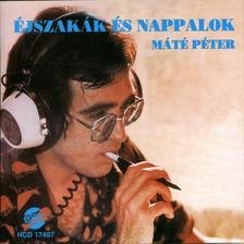 Máté Péter - Éjszakák és nappalok - CD -