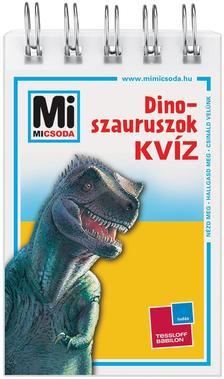 - Dinoszauruszok - kv�z