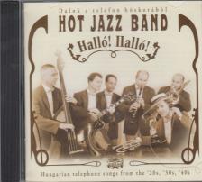 Hot Jazz Band - HALL�!HALL�! CD HOT JAZZ BAND