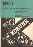 - Korunk 1991/1 [antikv�r]